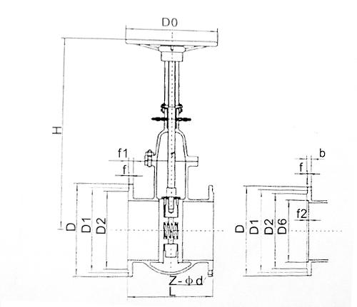 water seal valve